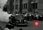 Image of Reenactment of Nazi martial law Anderson South Carolina USA, 1942, second 23 stock footage video 65675030490