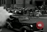 Image of Reenactment of Nazi martial law Anderson South Carolina USA, 1942, second 24 stock footage video 65675030490