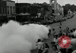 Image of Reenactment of Nazi martial law Anderson South Carolina USA, 1942, second 30 stock footage video 65675030490