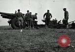 Image of General Allen hosts military officers from Latin America  Fort Sill Oklahoma USA, 1942, second 2 stock footage video 65675030492