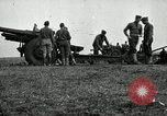 Image of General Allen hosts military officers from Latin America  Fort Sill Oklahoma USA, 1942, second 3 stock footage video 65675030492