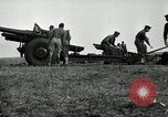 Image of General Allen hosts military officers from Latin America  Fort Sill Oklahoma USA, 1942, second 7 stock footage video 65675030492