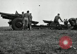 Image of General Allen hosts military officers from Latin America  Fort Sill Oklahoma USA, 1942, second 8 stock footage video 65675030492