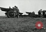 Image of General Allen hosts military officers from Latin America  Fort Sill Oklahoma USA, 1942, second 9 stock footage video 65675030492