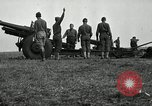 Image of General Allen hosts military officers from Latin America  Fort Sill Oklahoma USA, 1942, second 24 stock footage video 65675030492