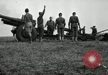 Image of General Allen hosts military officers from Latin America  Fort Sill Oklahoma USA, 1942, second 26 stock footage video 65675030492