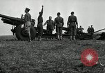 Image of General Allen hosts military officers from Latin America  Fort Sill Oklahoma USA, 1942, second 28 stock footage video 65675030492