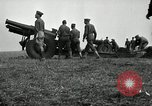 Image of General Allen hosts military officers from Latin America  Fort Sill Oklahoma USA, 1942, second 31 stock footage video 65675030492