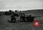 Image of Visiting Latin American participate in firing of 37mm guns Fort Riley Kansas USA, 1942, second 2 stock footage video 65675030495