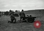 Image of Visiting Latin American participate in firing of 37mm guns Fort Riley Kansas USA, 1942, second 14 stock footage video 65675030495