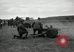 Image of Visiting Latin American participate in firing of 37mm guns Fort Riley Kansas USA, 1942, second 15 stock footage video 65675030495