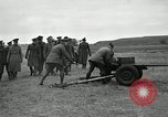 Image of Visiting Latin American participate in firing of 37mm guns Fort Riley Kansas USA, 1942, second 30 stock footage video 65675030495