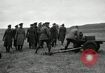 Image of Visiting Latin American participate in firing of 37mm guns Fort Riley Kansas USA, 1942, second 32 stock footage video 65675030495