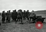 Image of Visiting Latin American participate in firing of 37mm guns Fort Riley Kansas USA, 1942, second 33 stock footage video 65675030495