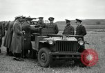 Image of Visiting Latin American participate in firing of 37mm guns Fort Riley Kansas USA, 1942, second 39 stock footage video 65675030495