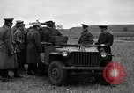 Image of Visiting Latin American participate in firing of 37mm guns Fort Riley Kansas USA, 1942, second 52 stock footage video 65675030495