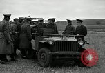 Image of Visiting Latin American participate in firing of 37mm guns Fort Riley Kansas USA, 1942, second 54 stock footage video 65675030495