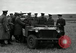 Image of Visiting Latin American participate in firing of 37mm guns Fort Riley Kansas USA, 1942, second 55 stock footage video 65675030495