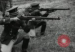 Image of Visiting Latin American military officers firing Garand rifles Fort Riley Kansas USA, 1942, second 62 stock footage video 65675030497
