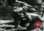 Image of Great Depression programs for improved roads and facilities Ohio United States USA, 1937, second 38 stock footage video 65675030502
