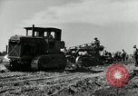 Image of Great Depression programs for improved roads and facilities Ohio United States USA, 1937, second 50 stock footage video 65675030502