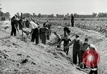 Image of Great Depression programs for improved roads and facilities Ohio United States USA, 1937, second 54 stock footage video 65675030502