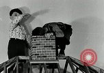 Image of WPA programs in Ohio during Great Depression Ohio United States USA, 1937, second 36 stock footage video 65675030503