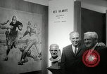 Image of Pro Football Hall of Fame Canton Ohio USA, 1963, second 47 stock footage video 65675030506