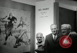 Image of Pro Football Hall of Fame Canton Ohio USA, 1963, second 48 stock footage video 65675030506
