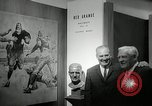 Image of Pro Football Hall of Fame Canton Ohio USA, 1963, second 50 stock footage video 65675030506