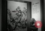 Image of Pro Football Hall of Fame Canton Ohio USA, 1963, second 58 stock footage video 65675030506