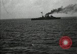 Image of Surrendered German ships towed by US Navy after World War 1 New York United States USA, 1920, second 40 stock footage video 65675030510