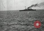 Image of Surrendered German ships towed by US Navy after World War 1 New York United States USA, 1920, second 41 stock footage video 65675030510