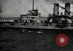Image of Surrendered German ships towed by US Navy after World War 1 New York United States USA, 1920, second 50 stock footage video 65675030510