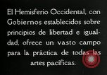 Image of Pan American Congress of Journalists Washington DC USA, 1927, second 62 stock footage video 65675030516