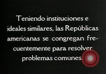 Image of Pan American Congress of Journalists Washington DC USA, 1929, second 2 stock footage video 65675030517