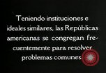 Image of Pan American Congress of Journalists Washington DC USA, 1929, second 6 stock footage video 65675030517