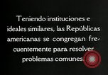 Image of Pan American Congress of Journalists Washington DC USA, 1929, second 10 stock footage video 65675030517