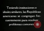 Image of Pan American Congress of Journalists Washington DC USA, 1929, second 15 stock footage video 65675030517