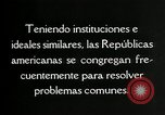 Image of Pan American Congress of Journalists Washington DC USA, 1929, second 17 stock footage video 65675030517