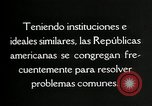 Image of Pan American Congress of Journalists Washington DC USA, 1929, second 18 stock footage video 65675030517