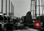 Image of jobs at factories in America during Great Depression United States USA, 1932, second 17 stock footage video 65675030527