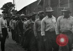 Image of jobs at factories in America during Great Depression United States USA, 1932, second 22 stock footage video 65675030527