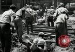 Image of jobs at factories in America during Great Depression United States USA, 1932, second 24 stock footage video 65675030527