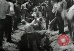 Image of jobs at factories in America during Great Depression United States USA, 1932, second 27 stock footage video 65675030527