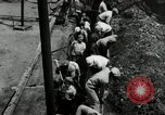 Image of jobs at factories in America during Great Depression United States USA, 1932, second 29 stock footage video 65675030527