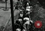 Image of jobs at factories in America during Great Depression United States USA, 1932, second 30 stock footage video 65675030527