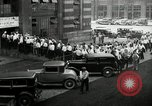 Image of jobs at factories in America during Great Depression United States USA, 1932, second 37 stock footage video 65675030527