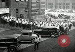 Image of jobs at factories in America during Great Depression United States USA, 1932, second 38 stock footage video 65675030527
