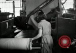 Image of jobs at factories in America during Great Depression United States USA, 1932, second 47 stock footage video 65675030527